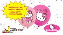 Hello Kitty feestje? Kom eens kijken bij Feestwinkel Altijd Feest