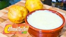 Sütlü Patates Püresi Nasıl Yapılır? | Sütlü Patates Püresi Tarifi