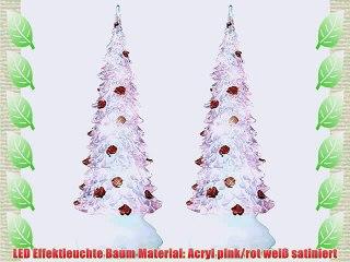 Kristall Weihnachtsbaum LED Tischleuchte Licht Dekoration Xmas Festival Neu.