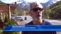 Hautes-Alpes : La neige est arrivée dans la vallée de la Vallouise