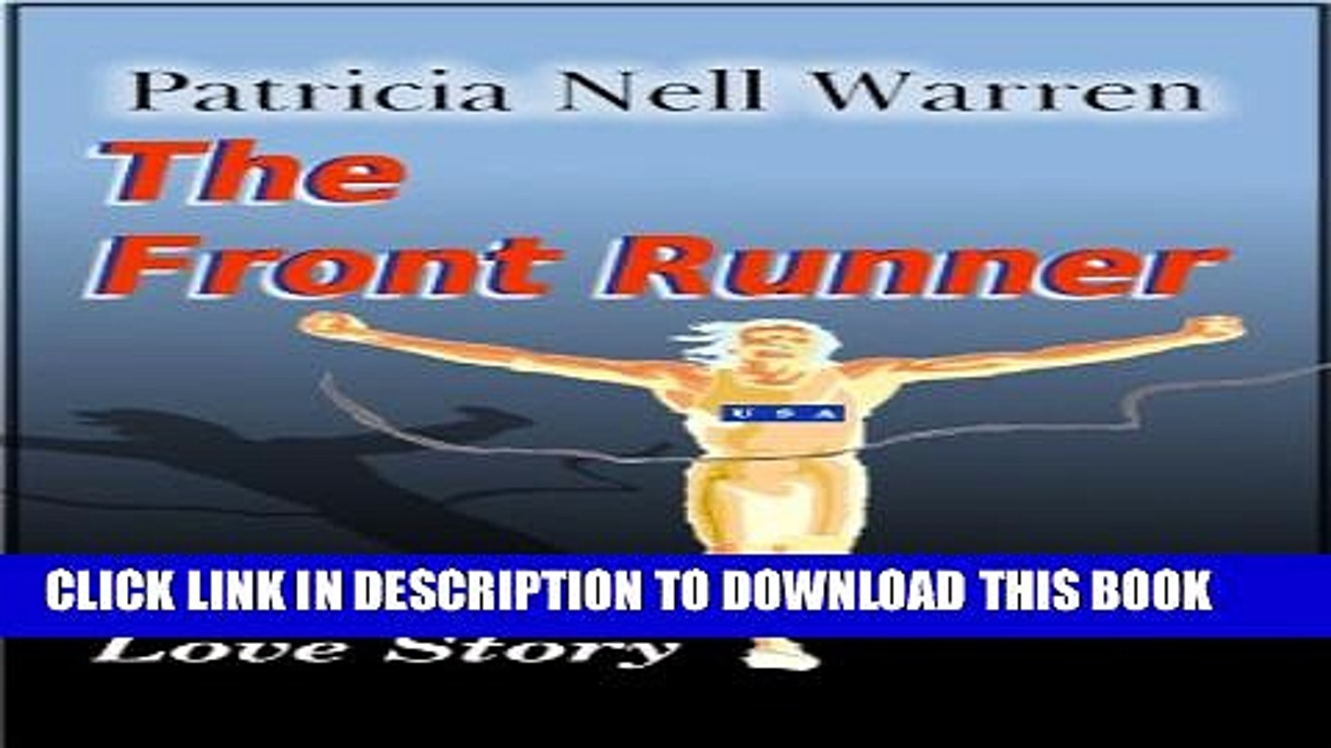 [PDF] FREE The Front Runner (The Front Runner saga Book 1) [Read] Full Ebook