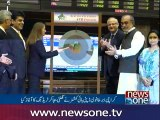 Uk Deputy High Commissioner visit Pakistan Stock Exchange Stock Exchange