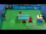 Day 5 morning | Table Tennis highlights 1/2 | Rio 2016 Paralympic Games