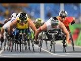 Athletics | Men's 1500m - T54 Round 1 heat 3 | Rio 2016 Paralympic Games