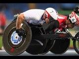 Athletics | Men's 1500m - T54 Round 1 heat 2 | Rio 2016 Paralympic Games