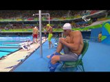 Swimming | Men's 100m Butterfly S10 final | Rio 2016 Paralympic Games