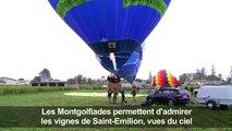 Survoler les vignobles de Saint-Emilion en montgolfière