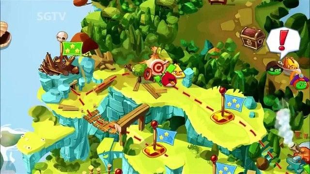 Angry Birds Go Angry Birds Epic Angry Birds Star wars 2 Gameplay Telepods