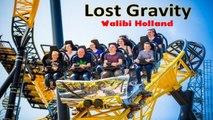 Walibi Holland - Lost Gravity (BigDipper Coaster)