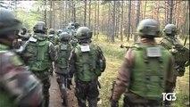 Polemiche per l'invio di 140 soldati italiani in Lettonia