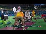 Wheelchair Fencing | Men's Individual Sabre - Cat A | LEMOINE v CHEONG | Rio 2016 Paralympic Games