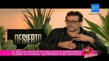 Jeffrey Dean Morgan habla sobre su papel en la película 'Desierto'