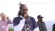 """Snoop Dogg """"Wiggle"""", """"Who Am I?"""" & """"Young, Wild & Free"""" Live @ NRJ12 """"Les Anges 8: Pacific Dream"""", 02-22-2016"""