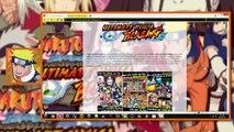 Ultimate Ninja Blazing Now AVAILABLE! Naruto Shippuden