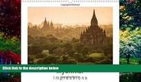 Books to Read  Myanmar Impressions: Le Temps Semble S etre Arrete ... (Calvendo Places) (French