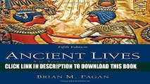 [PDF] Ancient Lives: An Introduction to Archaeology and Prehistory Popular Colection