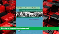 DOWNLOAD Health and Human Rights: Basic International Documents, Third Edition (Harvard Series on