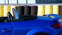 Fahrbericht - Audi TT RS 2016 als TT Coupe und TT Roadster