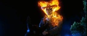 Johnny Blaze First Transformation   Ghost Rider (2007) Movie
