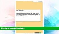 Full [PDF]  Destinationsfuhrerschaft Der Insel Bohol Auf Den Philippinen. Touristische Markt- U.