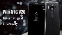 [OPEN GIVEAWAY] NEW GIVEAWAY LG V20 - INTERNATIONAL GIVEAWAY