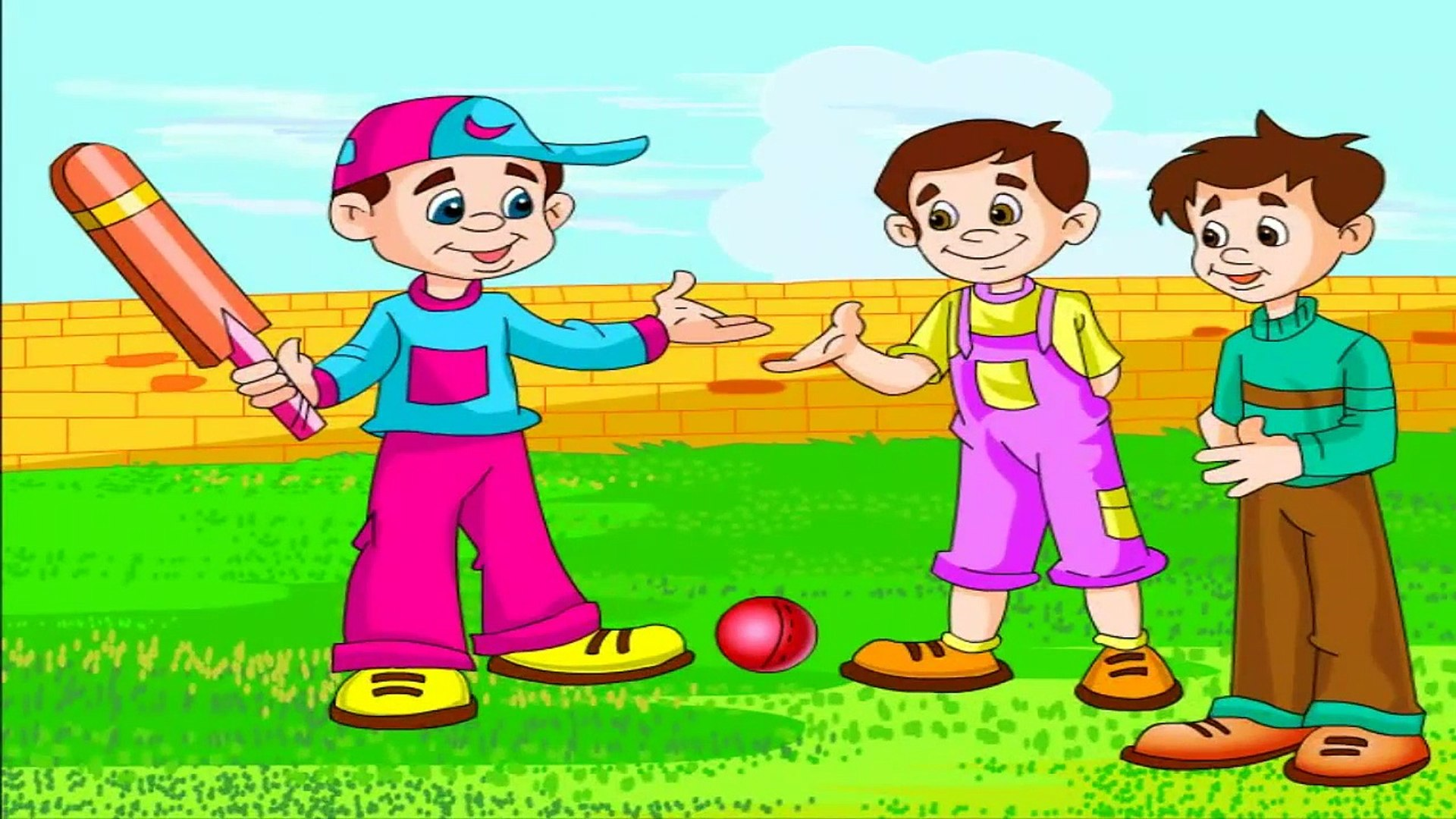 Different Types Of Games-Kids Education