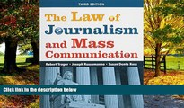 Big Deals  The Law of Journalism and Mass Communication  Full Ebooks Most Wanted