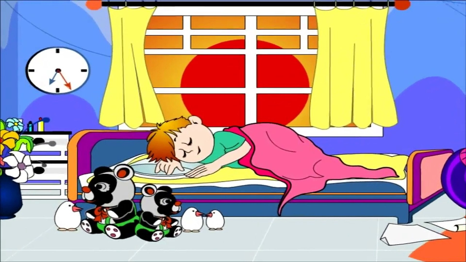 Are You Sleeping ## Melodious English Rhyme - Nursery Kids Education