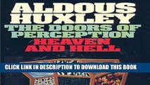 [PDF] The Doors of Perception   Heaven and Hell Popular Online