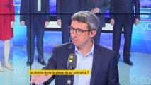 """""""Nous ne sommes pas les amis de Poutine"""", affirme Alexis Corbière, porte-parole de Jean Luc Mélenchon"""