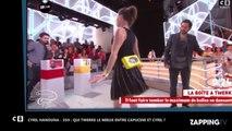 Cyril Hanouna - 35H : Capucine ou Cyril, qui twerke le mieux? (vidéo)