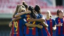 [HIGHLIGHTS] FUTBOL FEM (Lliga): FC Barcelona – Fundación Albacete (7-0)