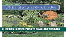[PDF] Step-by-Step Ultimate Yard   Garden (Better Homes and Gardens Gardening) Full Colection