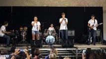 Les « Good Vibes », groupe issu de l'école de musique de Mèze