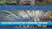 [PDF] Ornamental Grasses for the Western Garden Full Collection