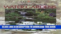 [PDF] Complete Guide to Water Gardens: Ponds, Fountains, Waterfalls, Streams Full Collection