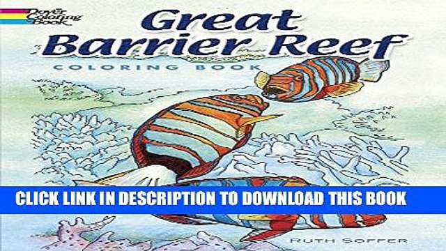 [PDF] Great Barrier Reef Coloring Book (Dover Nature Coloring Book) Full Colection