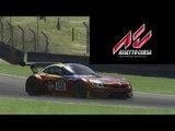 Assetto Corsa PS4 | BMW Z4 GT3 Brands Hatch GP | 12 Lap Race 1080P HD