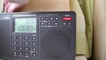 FM radio tropo DX station 106.8 France Bleu Picardie Beauvais la Butte aux Marais In Clacton Essex