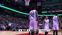 NBA Preseason 2016: San Lorenzo vs Toronto Raptors - Highlights - (14.10.2016)