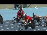 Athletics | Men's 400m - T53 Final | Rio 2016 Paralympic Games