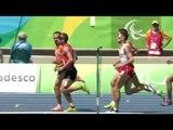 Athletics | Men's 1500m - T11 Round 1 Heat 1 | Rio 2016 Paralympic Games
