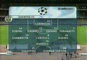 Juventus v. Arsenal 20.03.2002 Champions League 2001/2002