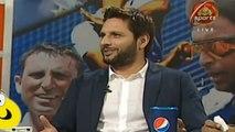 See how Samaa News created fuss between Shahid Afridi and Javed Miandad