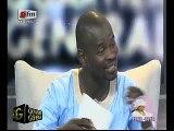 Vidéo: Mamy Diop finit par fondre en larmes dans Quartier général
