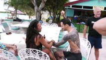 TRIP TO JAMAICA (BEHIND THE SCENE)