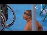 Swimming | Men's 100m Breaststroke SB5 heat 1 | Rio 2016 Paralympic Games