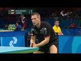 Table Tennis| Bulgaria vs Austria| Men's Singles- Class 10 Quarterfinal 2| Rio 2016 Paralympic Games