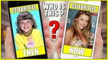 Full House, Stephanie Tanner,, Dj Tanner, Olsen Twins   Then & Now Celebrities 2016 #Animation