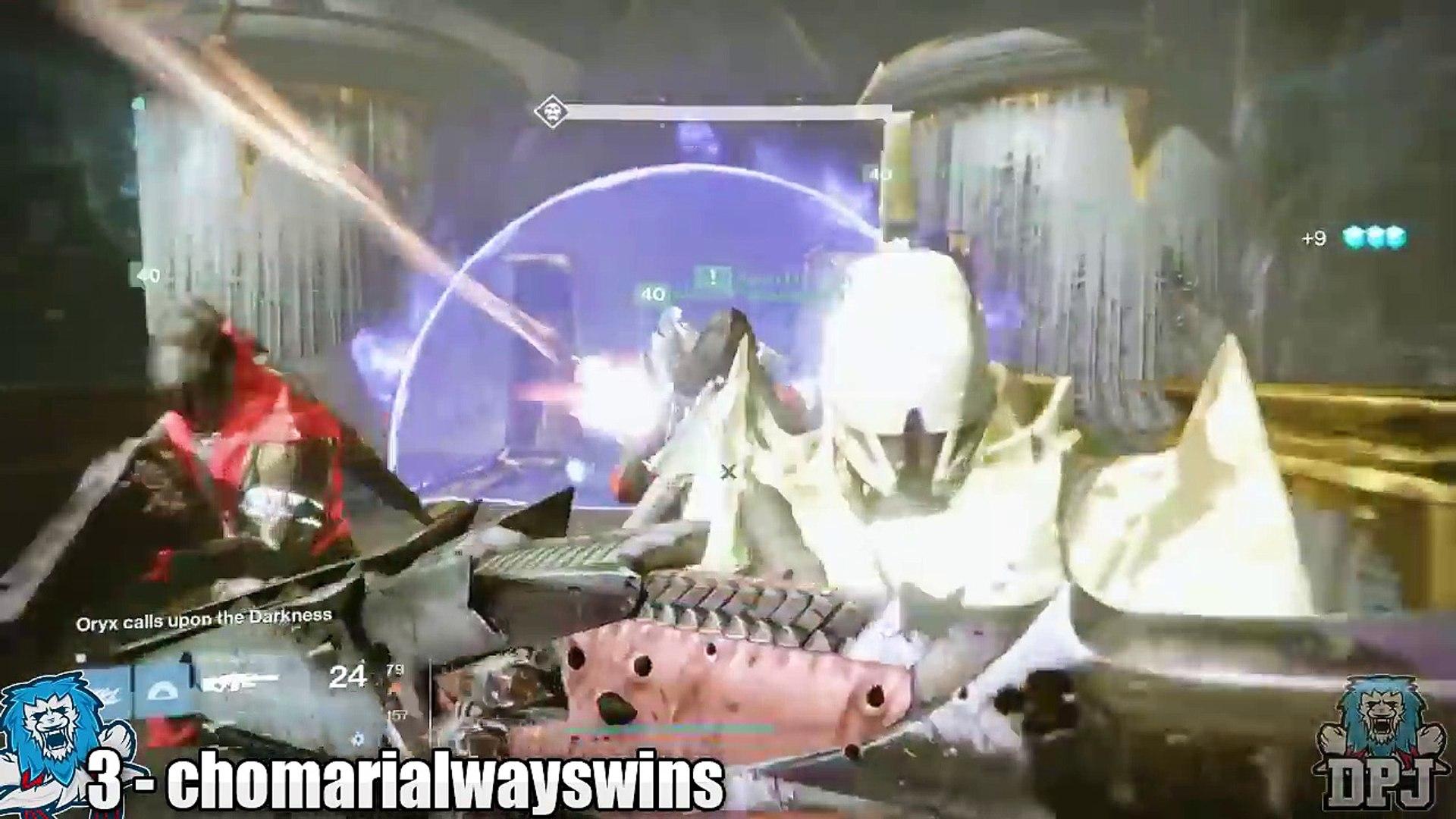 Destiny: Amazing Top 5 Luckiest Loot Drops Of The Week / Episode 207